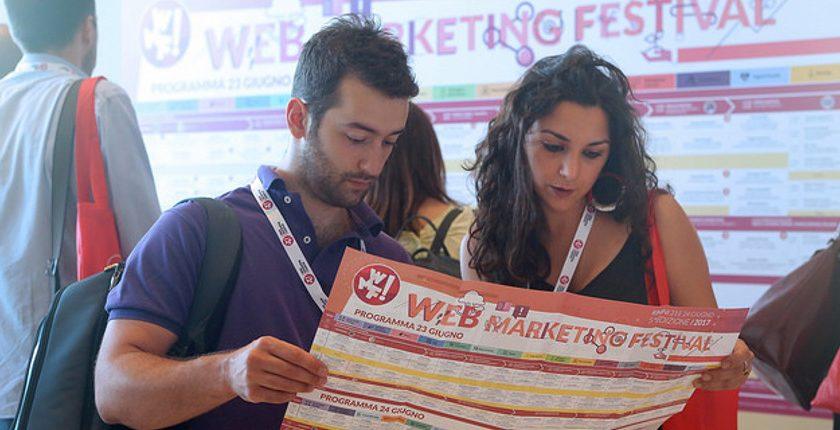 Web Marketing Festival: 21, 22 e 23 Giugno, Rimini Palacongressi