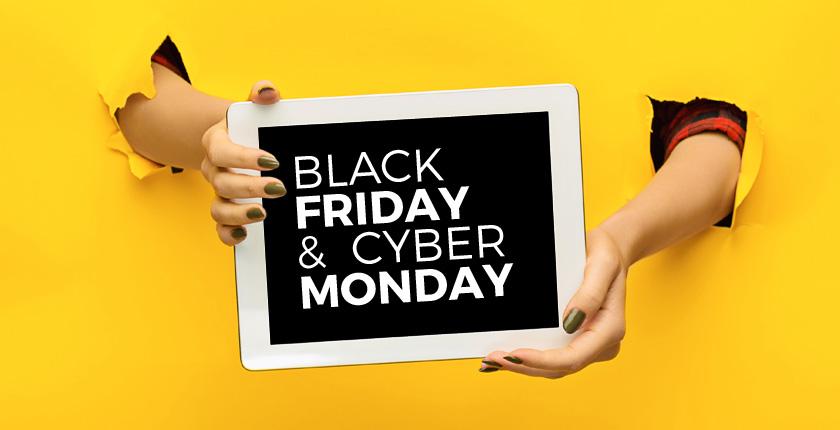 Cyber Monday & Black Friday: tutto quello che vorresti sapere sui pazzi giorni dello shopping digitale