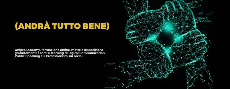 Solidarietà Digitale e Coronavirus: la digitalizzazione a supporto dei cittadini.