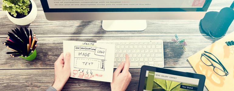 L'importanza del Web design nel 2020:  I nuovi Trend e le nuove Inspiration per un sito web ad hoc