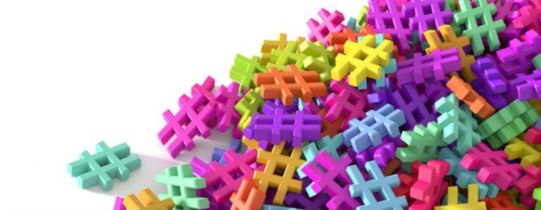 Come usare gli hashtag per la tua comunicazione web!