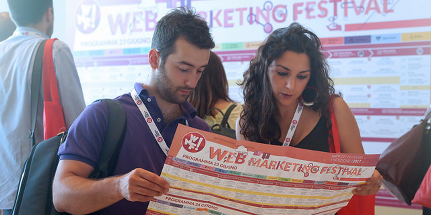 Web Marketing Festival: 21, 22 e 23 Giugno, Rimini Palacongressi