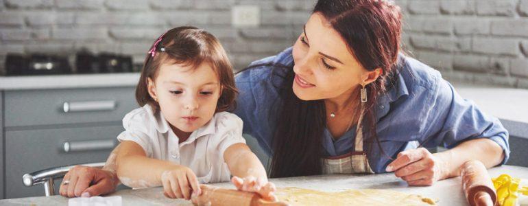 10 consigli di educazione alimentare per bambini