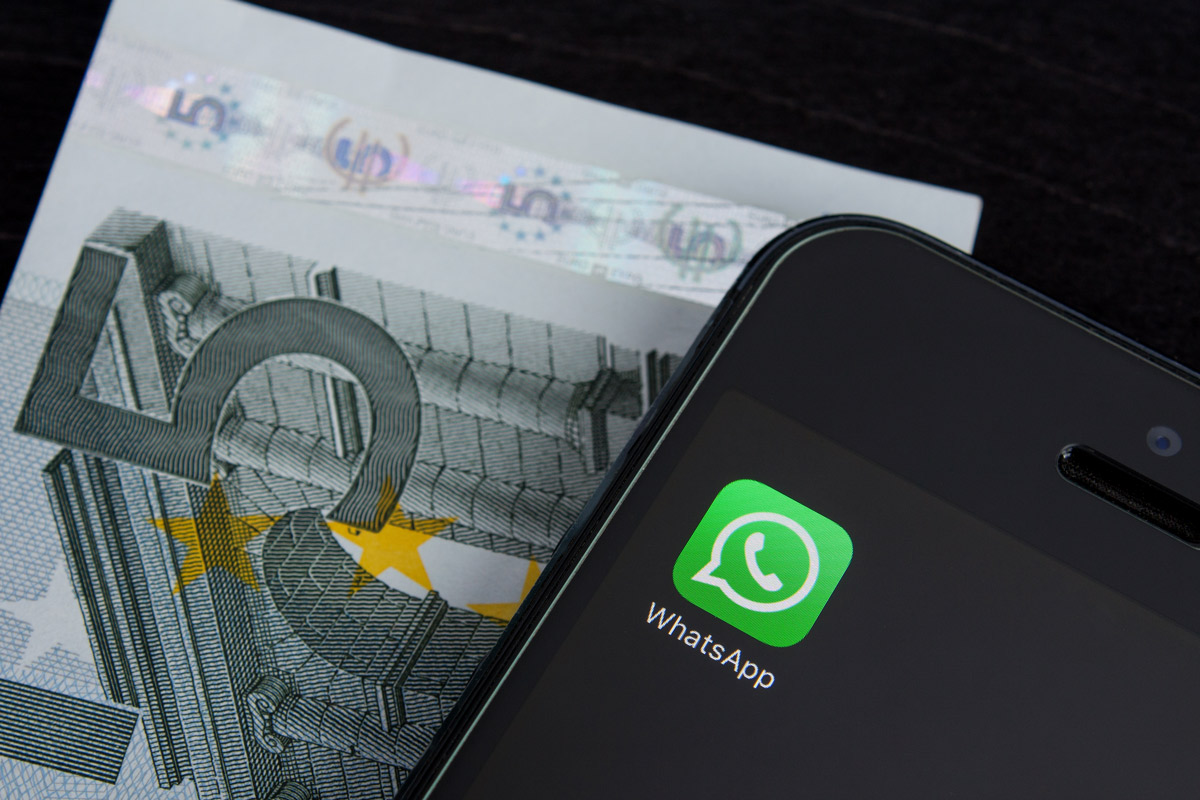 Whatsapp Pay: Chi paga la cena? Dividiamo? Novità in casa Facebook