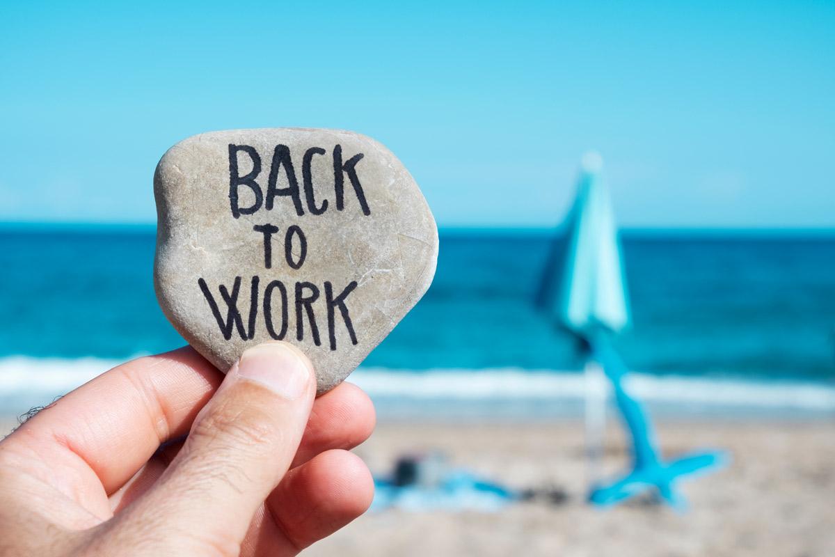 Estate 2020: 4 consigli per ripartire alla grande dopo le vacanze